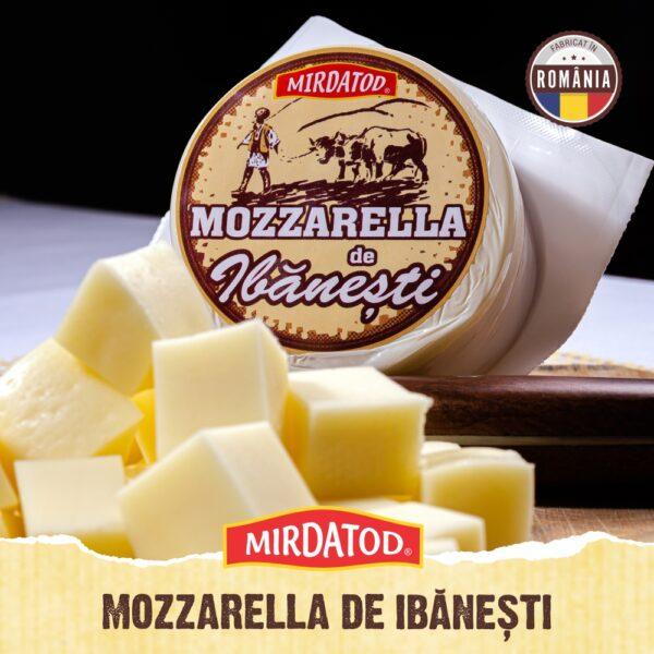Mozzarella de Ibănești 180 gr [0]