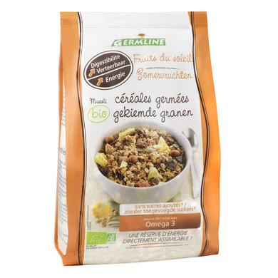 Musli din seminte germinate Fruits of the sun eco 350g [0]