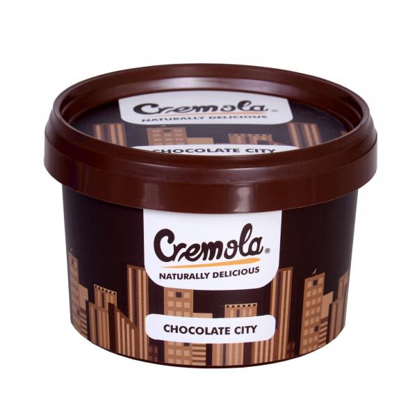 Înghețată Chocolate City 250 ml Cremola [0]