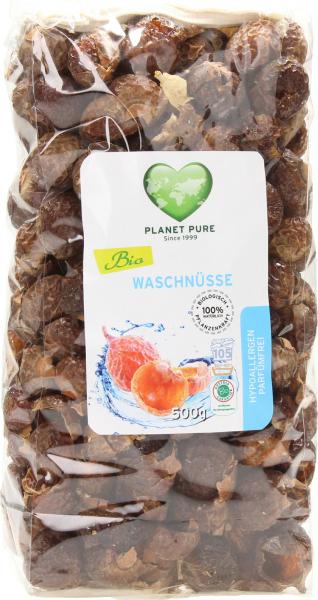 Nuci de sapun bio 500g Planet Pure [0]