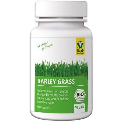 Orz verde bio 300mg, 90 capsule vegane RAAB [0]