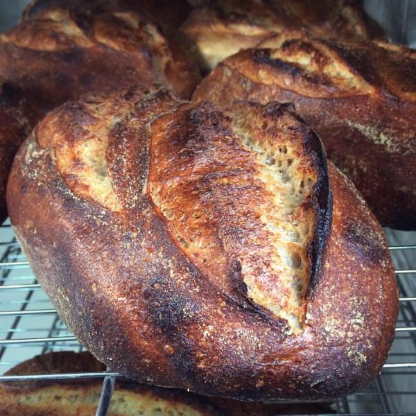 Pâine intermediară cu maia [0]