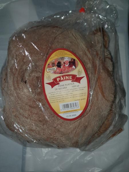 Pâine rustică cu secară [0]