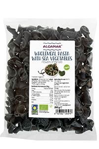 Paste integrale cu alge marine Flowers of the sea eco 250g [0]