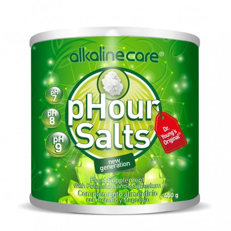 pHour Salts 450 g [0]