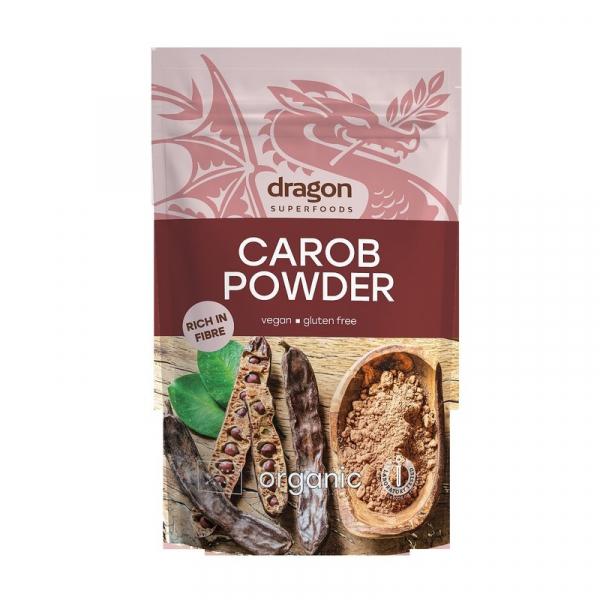Pudra de carob (roscove) eco 200g [0]