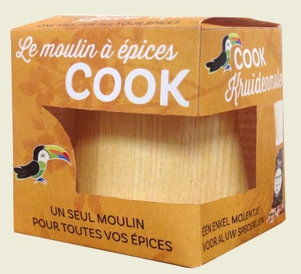 Rasnita pentru condimentele marca Cook [0]