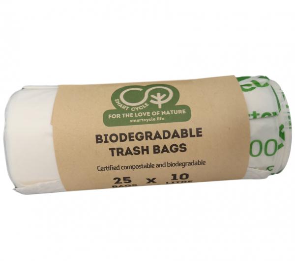 Saci menajeri biodegradabili 10 litri x 25 buc [0]