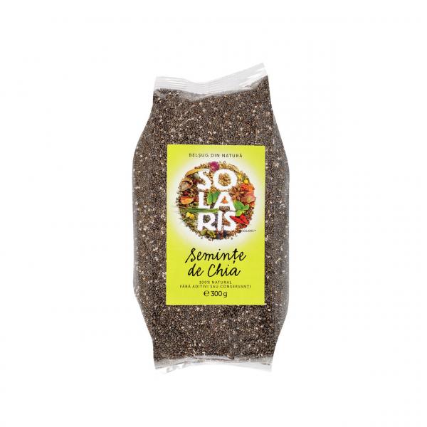 Semințe de chia 300 gr Solaris [0]
