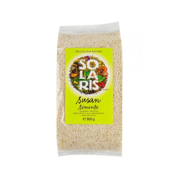 Semințe de susan 300 gr Solaris [0]