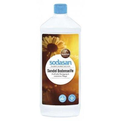 Solutie bio pentru podele cu santal 1L Sodasan [0]