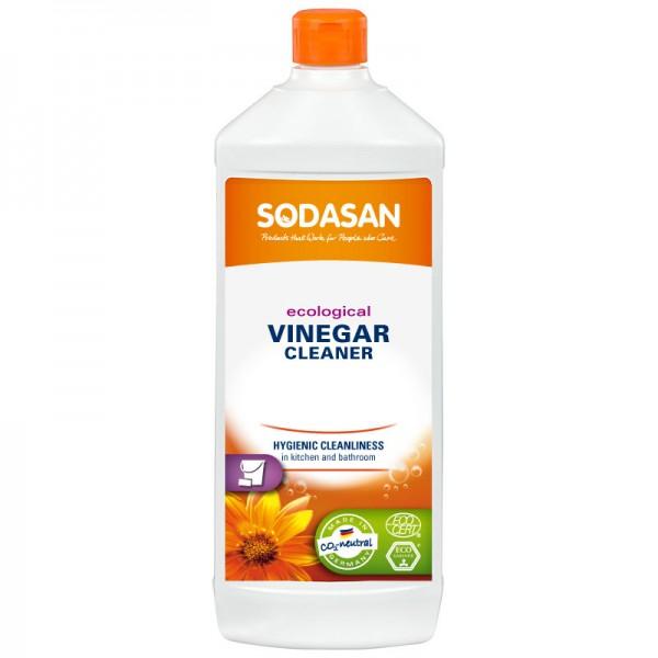 Solutie bio universala de curatare cu otet 1L SODASAN [0]