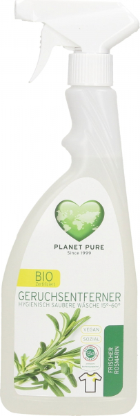 Solutie pentru scos mirosuri bio - rozmarin - 510 ml Planet Pure [0]