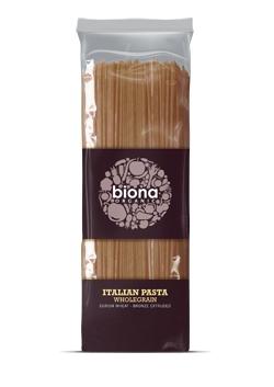 Spaghetti integrale din grau dur bio 500g Biona [0]