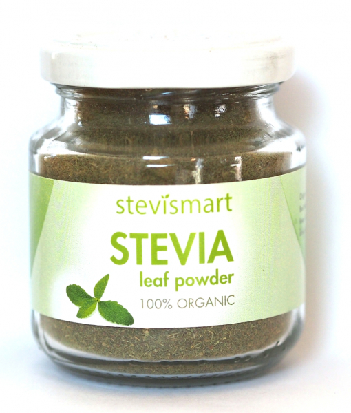 Stevia pulbere eco 50g [0]