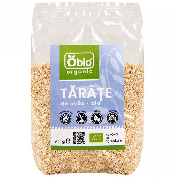 Tarate de ovaz eco 500g Obio [0]
