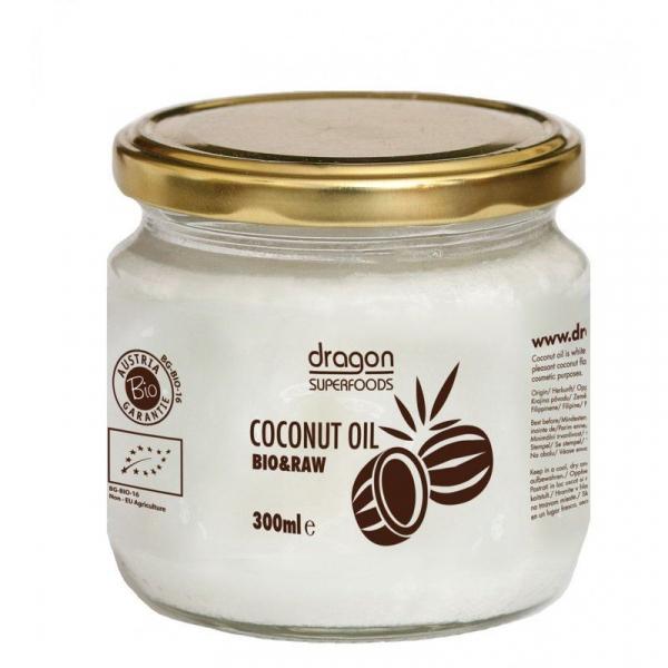 Ulei de cocos extravirgin raw eco 300ml [0]