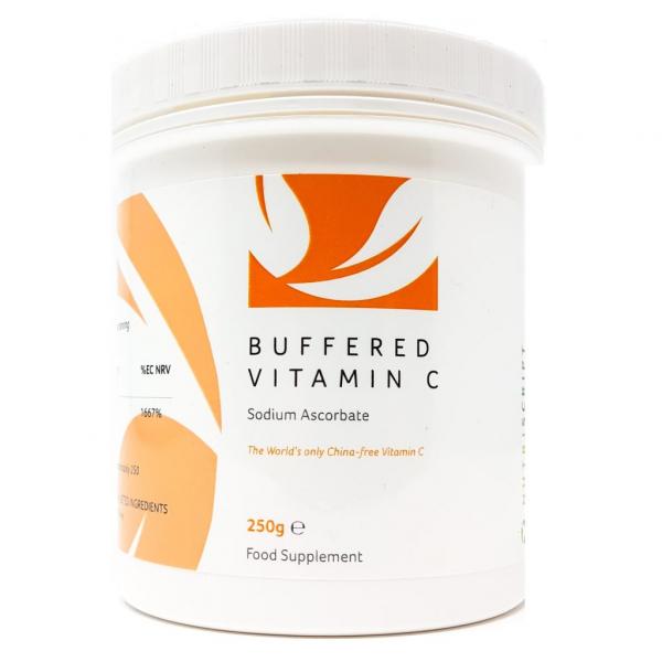 Vitamina C - Sodium Ascorbate ( alcalina) pudra 250gr Nutriscript [0]
