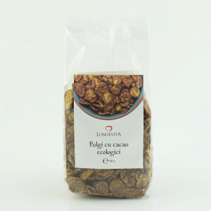 Fulgi cu cacao BIO - Longevita [0]