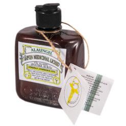 Alaungel săpun medicinal lichid cu alaun ( gel de duș natural) [2]