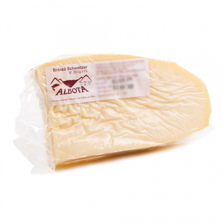 Brânză Schweizer de vacă 350 gr [0]
