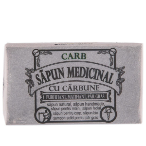 Carb săpun medicinal cu cărbune [0]