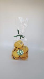 Cookies cu stafide și turmeric [0]