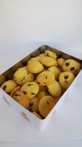 Cookies cu stafide și turmeric [1]