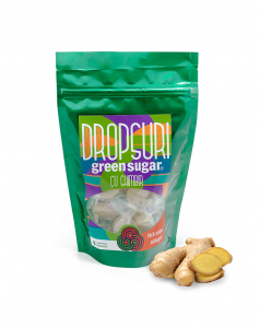 Dropsuri cu ghimbir și Green Sugar 150 gr [0]