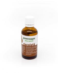 Green Sugar lichid cu aromă de ciocolată 50 ml [1]