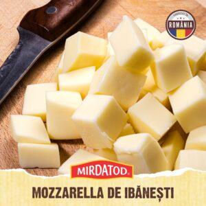 Mozzarella de Ibănești 500 gr [0]