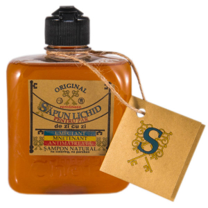 Românesc săpun lichid pentru păr de zi cu zi ( șampon natural românesc ) [0]
