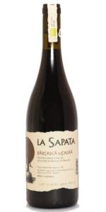 Vin roșu sec Băbească Neagră DOC Podgoria Sarica Niculițel 2019 (din agricultură ecologică) [1]