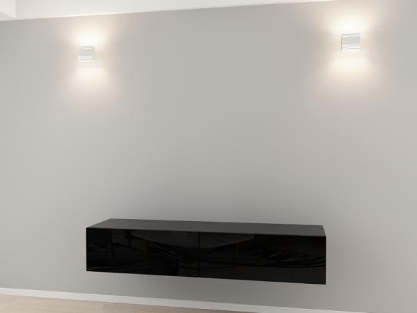 Comoda TV 160 Negru 0