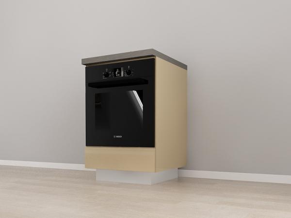 Corp Inferior 60 Adancime 57 pentru cuptor incorporabil – Blanca Cappuccino 2