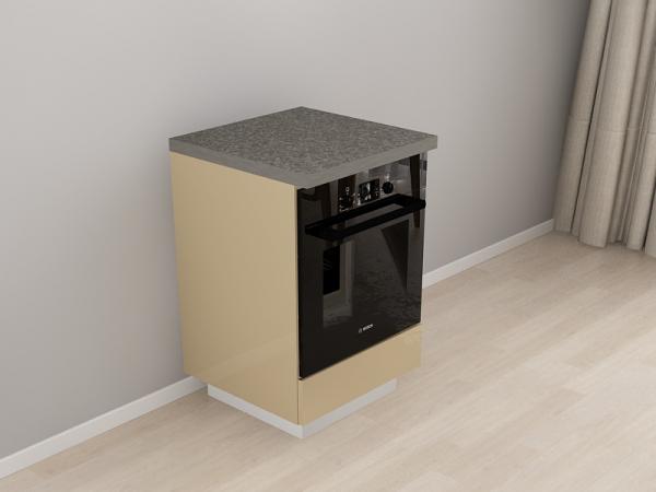 Corp Inferior 60 Adancime 57 pentru cuptor incorporabil – Blanca Cappuccino 1