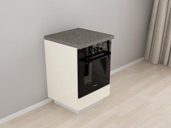Corp Inferior 60 Adancime 57 pentru cuptor incorporabil – Blanca Crem [1]