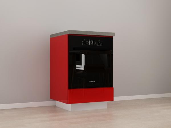 Corp Inferior 60 Adancime 57 pentru cuptor incorporabil – Blanca Rosu 0