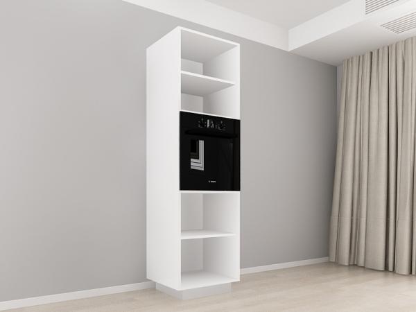 Corp Vertical 210 Adancime 57 pentru cuptor incorporabil si 2 usi - Blanca Crem 1