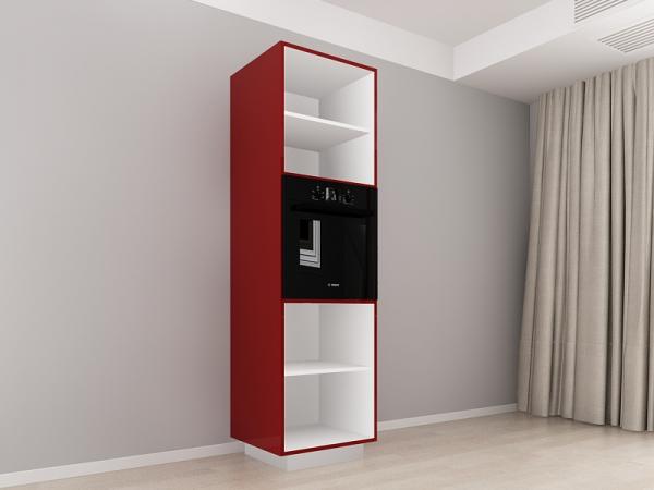 Corp Vertical 210 Adancime 57 pentru cuptor incorporabil si 2 usi - Blanca Bordo [1]