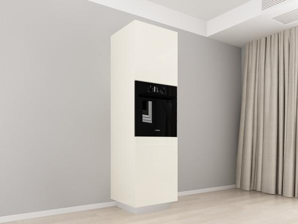 Corp Vertical 210 Adancime 57 pentru cuptor incorporabil si 2 usi - Blanca Crem 0