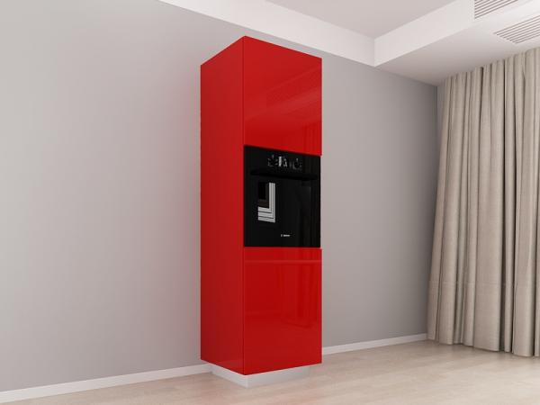 Corp Vertical 210 Adancime 57 pentru cuptor incorporabil si 2 usi - Blanca Rosu [0]