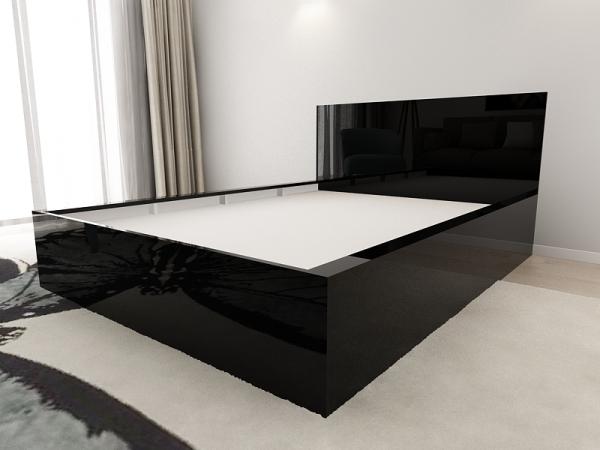 Set Dormitor COMO 1 Negru - PROMO+ [4]