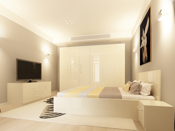 set_mobila_dormitor_Como3_mdf_lucios_crem_poza1_HulgoConcept_HulgoMobili.ro 0