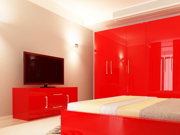 set_mobila_dormitor_Como3_mdf_lucios_rosu_poza1_HulgoConcept_HulgoMobili.ro 2