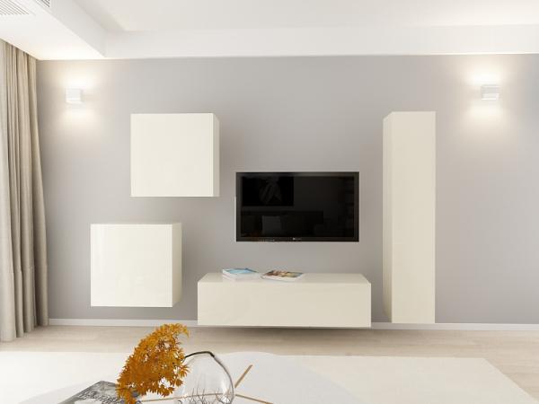 set_mobila_living_Quadro4_mdf_crem_poza1_HulgoConcept_HulgoMobili.ro 0