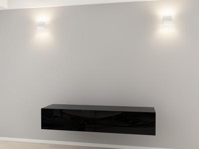 Comoda TV 160 Negru0
