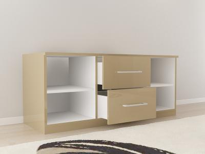 Set Mobila Dormitor COMO 2 MDF Cappuccino8