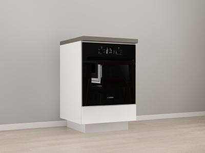 Corp Inferior 60 Adancime 57 pentru cuptor incorporabil – Blanca Alb [0]