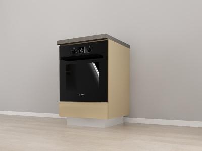 Corp Inferior 60 Adancime 57 pentru cuptor incorporabil – Blanca Cappuccino2